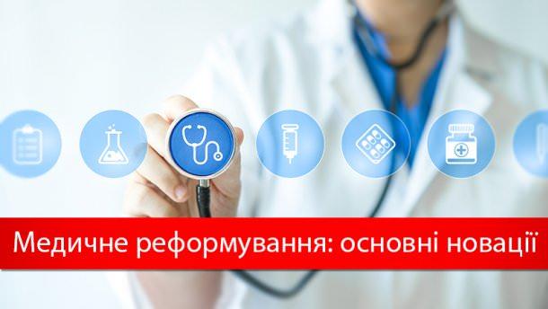 Відповіді на запитання про медичну реформу