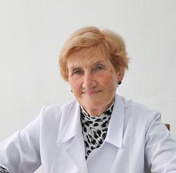 Хомолюк Валентина Фадеївна