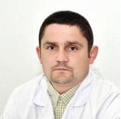 Бобровський Андрій Євгенійович, лікар хірург вищої категорії, онкохірург