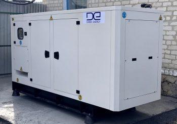 В Шумській міській лікарні встановлено та запущено в експлуатацію нову дизельну електростанцію